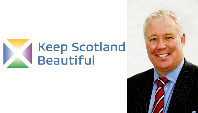 Derek Robertson, Chief Executive, Keep Scotland Beautiful