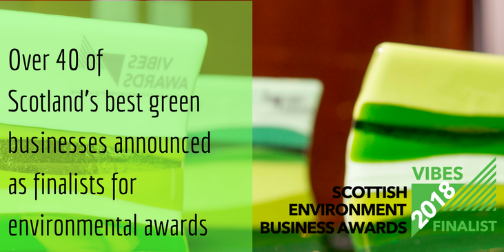 Over 40 of scotlands best green businesses announced as finalists 13 july 2018 more than 40 of scotlands best green businesses freerunsca Images