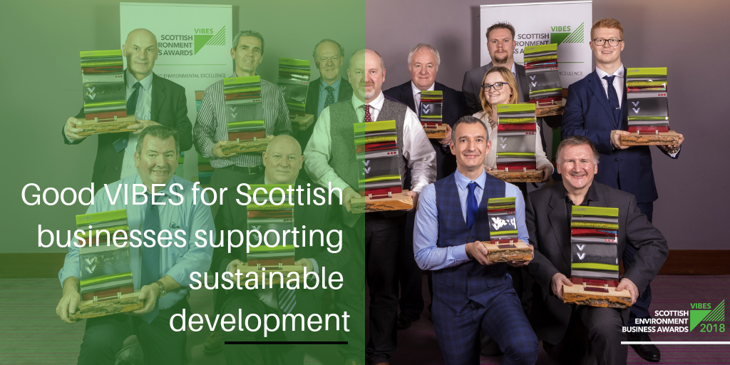 Good VIBES for Scottish Business supporting sustainable development